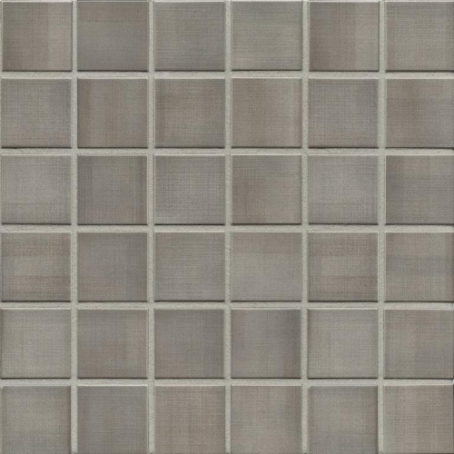Jasba Highlands 6547H Mosaik torfgrau matt 30x30 cm