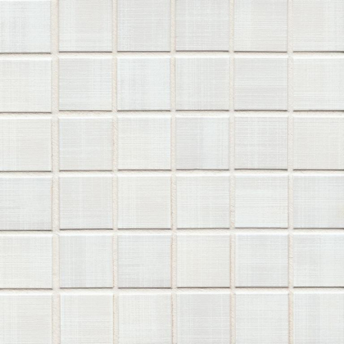 Jasba Highlands Secura Mosaik wolkenweiß matt 32x32 cm