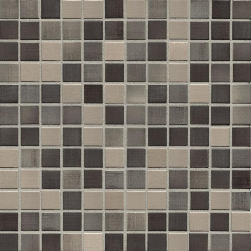 Jasba Highlands Mosaik torfgrau-mix matt 32x32 cm