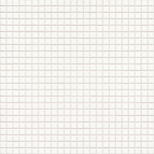 Jasba Atelier 8600H Mosaik alabasterweiß matt 31x31 cm