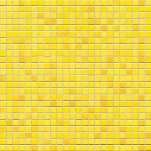 Jasba Atelier 8602H Mosaik sonnengelb-mix matt 31x31 cm