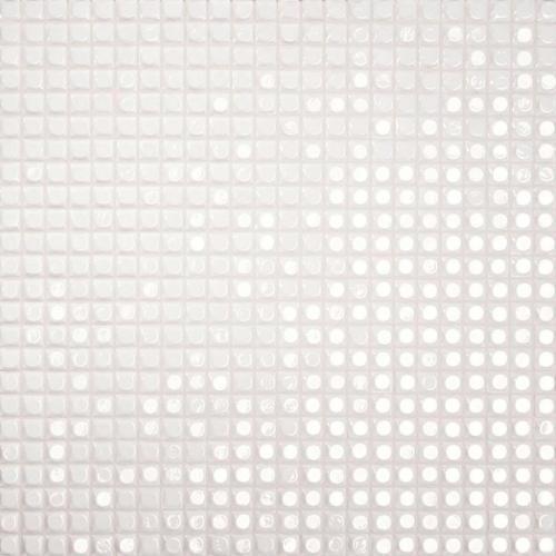 Jasba Atelier 8650 Mosaik alabasterweiß matt 31x31 cm