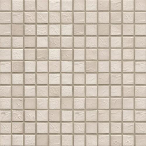Jasba Atelier Secura 8681H Mosaik Trittsicherheitsfliese pergamentbeige matt 2x2 cm
