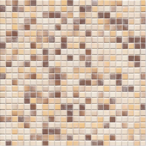 Jasba Kauri 8701H Mosaik sandbeige-mix glänzend 30x30 cm