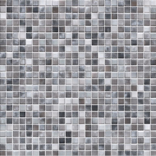 Jasba Kauri 8707H Mosaik felsgrau-mix glänzend matt 30x30 cm