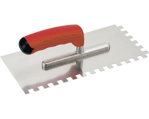 Zahnkelle Extrem Werkzeuge Edelstahl mit Softgriff 6x6 mm
