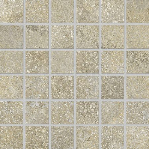 Agrob Buchtal Savona 5x5 Mosaik beige matt 30x30 cm