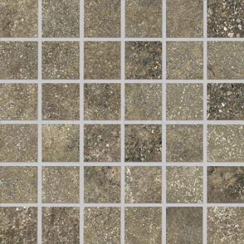 Agrob Buchtal Savona 5x5 Mosaik braun matt 30x30 cm