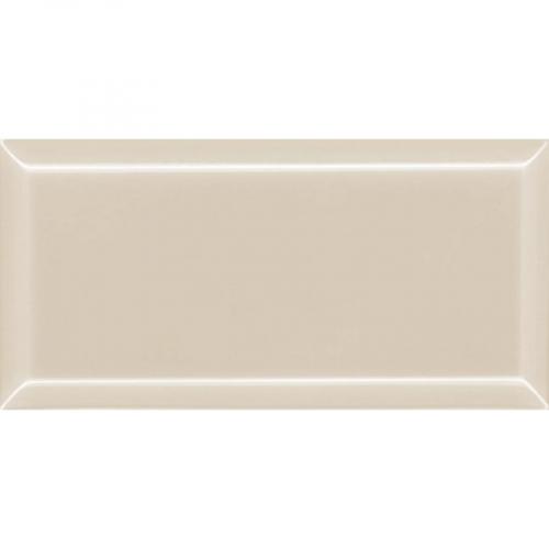 Villeroy & Boch Metro Flair Wandfliese alabaster glänzend 10x20 cm