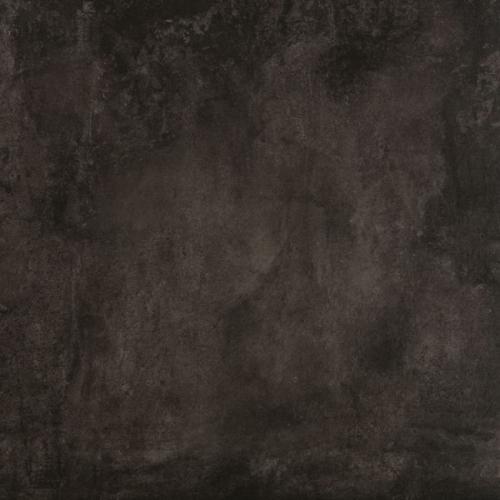 RAK Ceramics Basic Concrete Bodenfliese black matt 75x75 cm