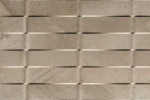 Grespania Landart Dekor taupe matt 31,5x100 cm