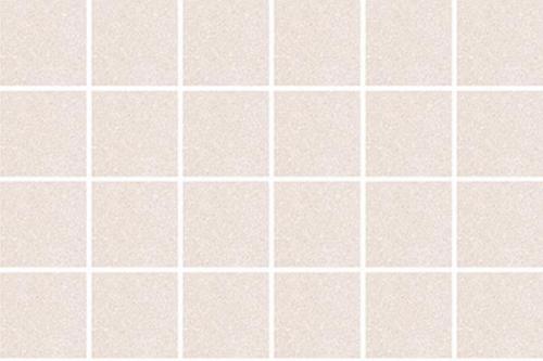 Kermos British Stone 5x5 Mosaik beige matt 30x30 cm
