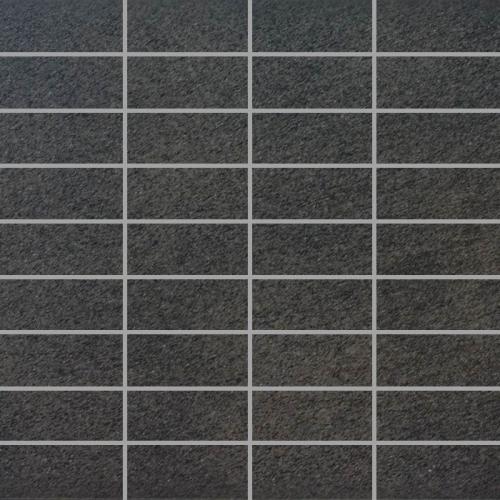Villeroy & Boch Bernina Mosaik 2411 RT2M anthrazit matt Quarzit 3,3x7,5cm