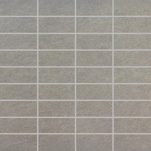 Villeroy & Boch Bernina Mosaik 2411 RT5M grau matt Quarzit 30x30 cm
