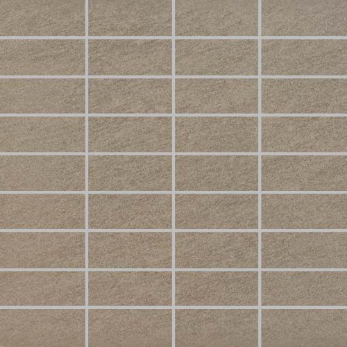 Villeroy & Boch Bernina Mosaik 2411 RT7M greige matt Quarzit 30x30 cm