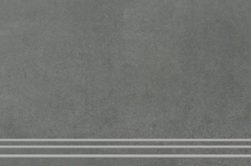 Steuler Treppenfliese Beton Y75312001 grafit 37,5x75 cm