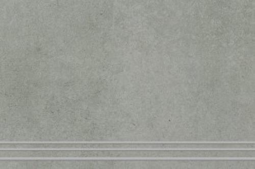 Steuler Treppenfliese Beton Y75302001 grau 37,5x75 cm