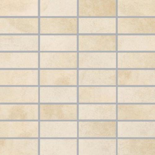 Villeroy & Boch Fire & Ice Platinum Mosaik platinum beige matt 30x30 cm