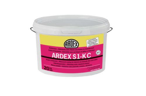 ARDEX S1-KC Dichtmasse 4 Kg