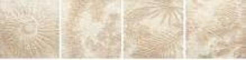 Grespania Atlas Dekor Tubqal beige 22x22 cm