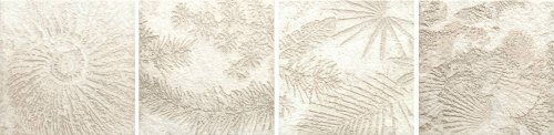 Grespania Atlas Dekor Tubqal blanco 22x22 cm