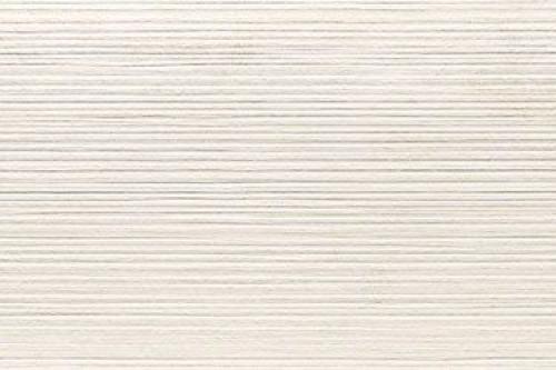 Kermos Sambia Dekor weiß matt 35x100 cm