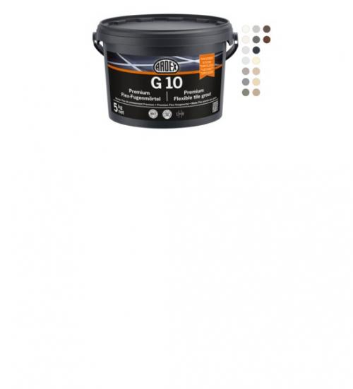 ARDEX G 10 PREMIUM Flex-Fugenmörtel 5 Kg