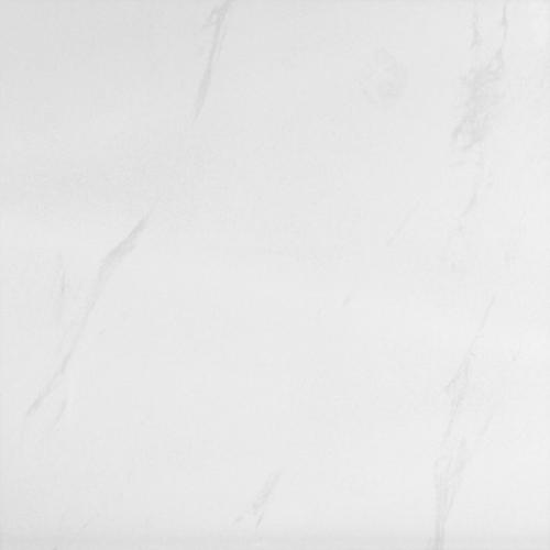 Steuler Marble Bodenfliese weiß poliert 73x73 cm
