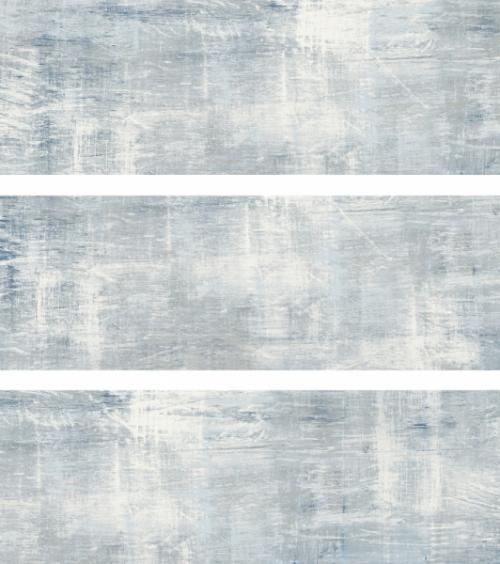 Agrob Buchtal Mando Dekor Spirit grau-blau matt 35x100 cm