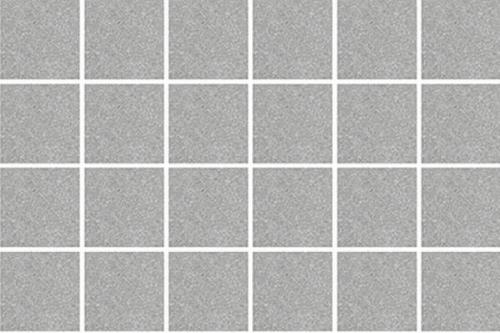 Kermos British Stone 5x5 Mosaik grau matt 30x30 cm