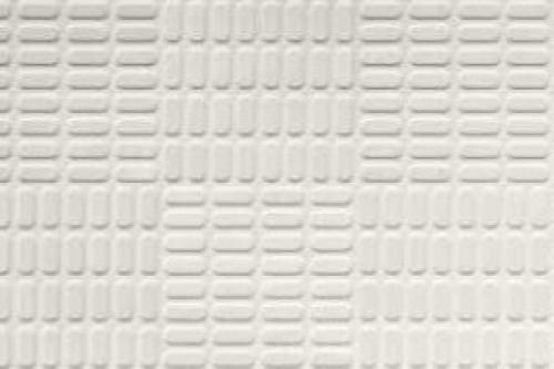 Grespania Landart Dekor Grid blanco matt 31,5x100 cm
