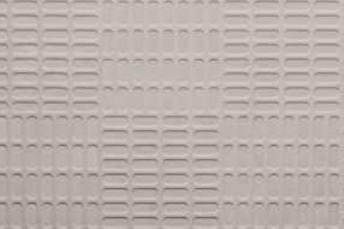 Grespania Landart Dekor Grid gris matt 31,5x100 cm