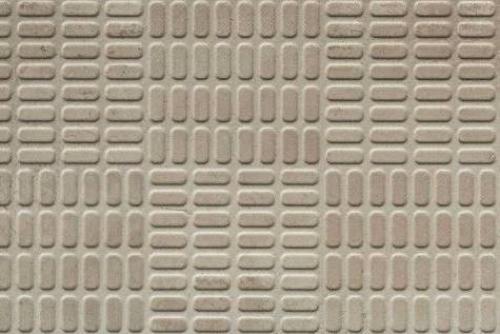 Grespania Landart Dekor Grid taupe matt 31,5x100 cm