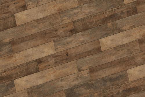 Mirage Noon Outdoor Terrassenplatte Holzoptik honey matt 19,7x120x2 cm