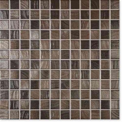 Jasba Senja Pure Mosaik wenge-metallic 32x32 cm