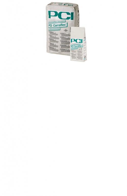 PCI Carraflex Verformungsfähiger Dünnbettmörtel 25 Kg Sack