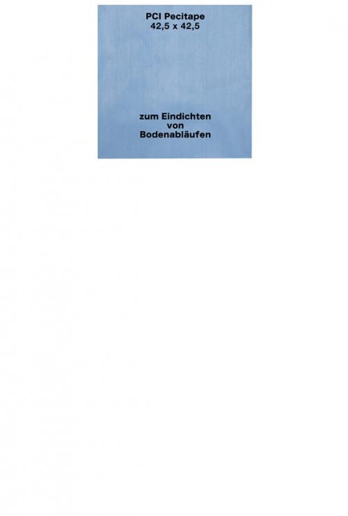 PCI Pecitape Boden 42,5x42,5 cm