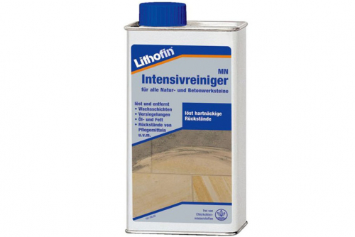 Lithofin MN Intensivreiniger für Natur- und Betonwerksteine ( 1 Liter )
