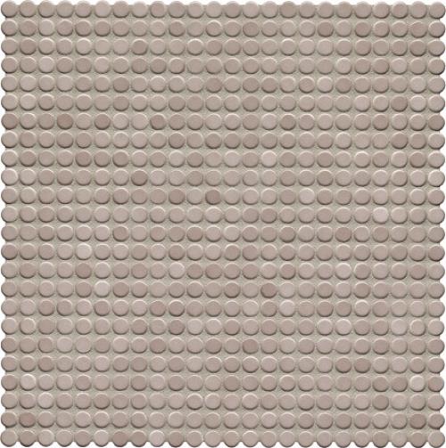 Jasba Loop Mosaik elfenbein glänzend 32x32 cm