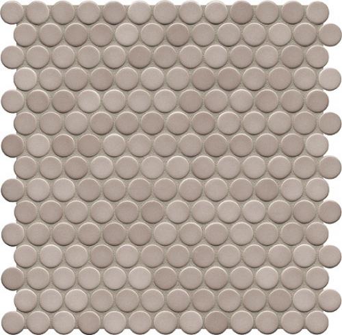 Jasba Loop Mosaik elfenbein glänzend 31x32 cm