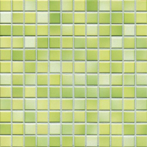 Jasba Fresh Mosaik Secura lime green-mix 32x32 cm