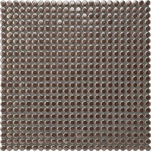 Jasba Loop Mosaik bronze-metallic glänzend 32x32 cm