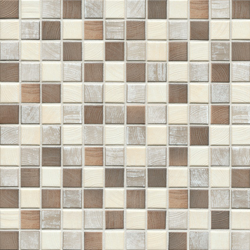 Jasba Senja Pure Mosaik wood-mix 32x32 cm
