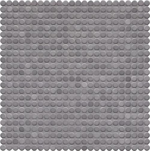 Jasba Loop Mosaik diamantgrau glänzend 32x32 cm