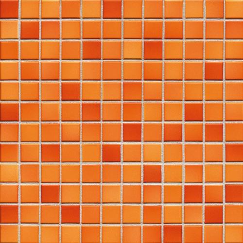 Jasba Fresh Mosaik Secura sunset orange-mix 32x32 cm