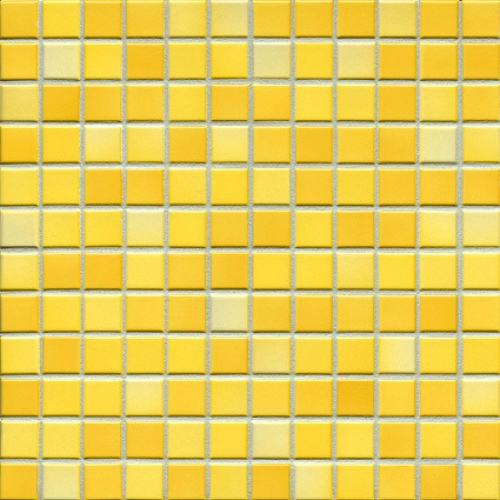 Jasba Fresh Mosaik Secura sunshine yellow-mix 32x32 cm