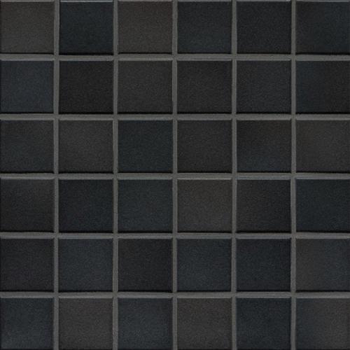 Jasba Fresh Mosaik Secura midnight black-mix 32x32 cm