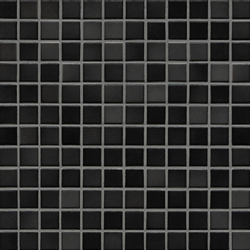 Jasba Fresh Mosaik Secura midnight black-mix 32x32 cm