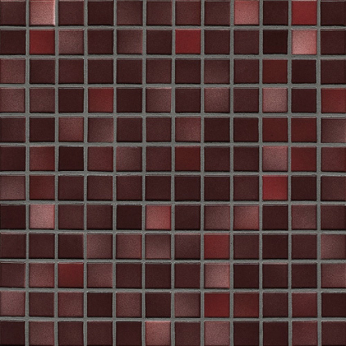 Jasba Fresh Mosaik mystic red-mix glänzend 32x32 cm