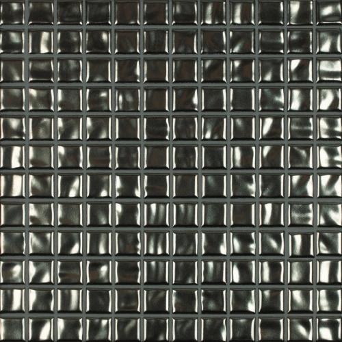 Jasba Amano Mosaik metallic glänzend 32x32 cm
